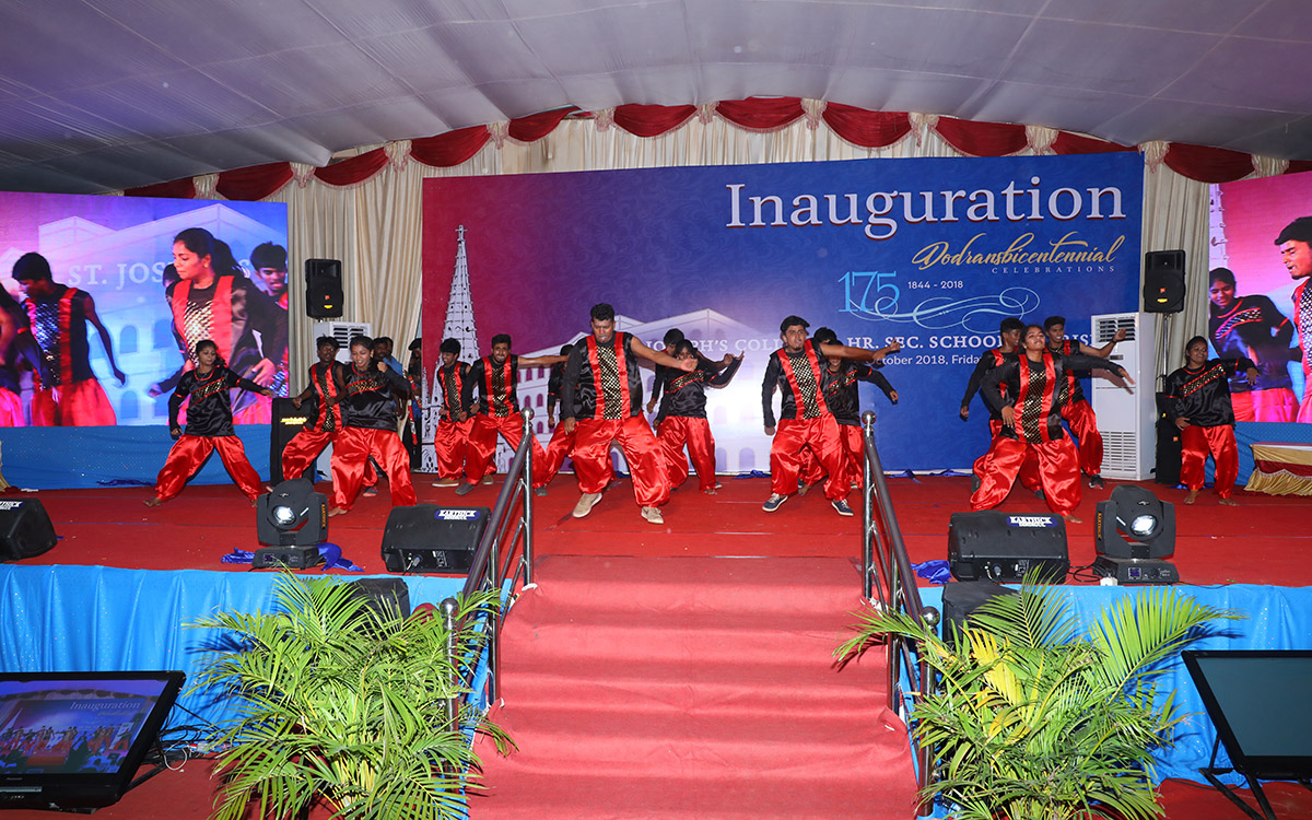 Dodransbicentennial Inaugural Civic Function