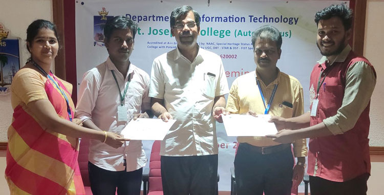 State Level Seminar on Green - IoT