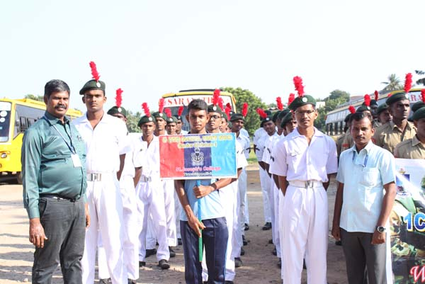 Journey for eye Sight rally - NSS