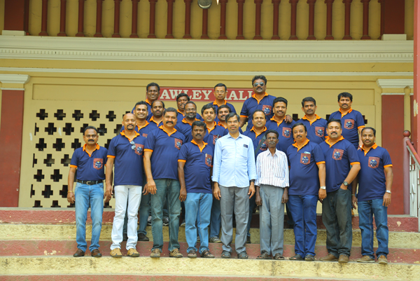 93 batch Computer Science Alumni Meet - 2018
