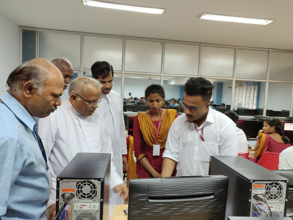 IOT Lab Inauguration, Dept. of IT