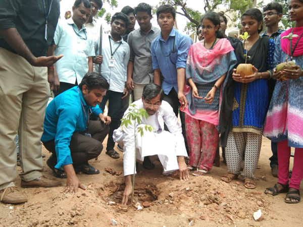 One student one Tree initiative