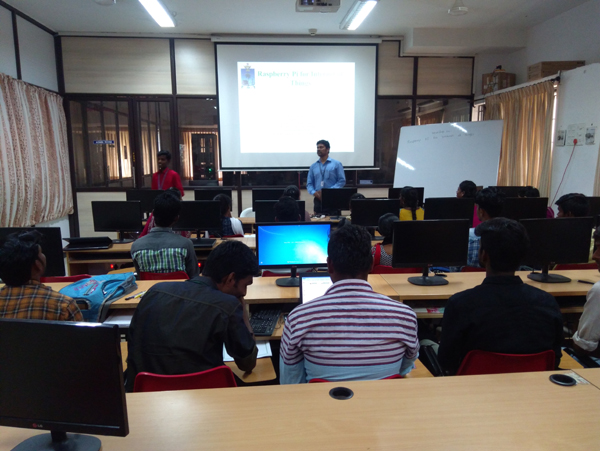Workshop on Raspberry Pi for IoT
